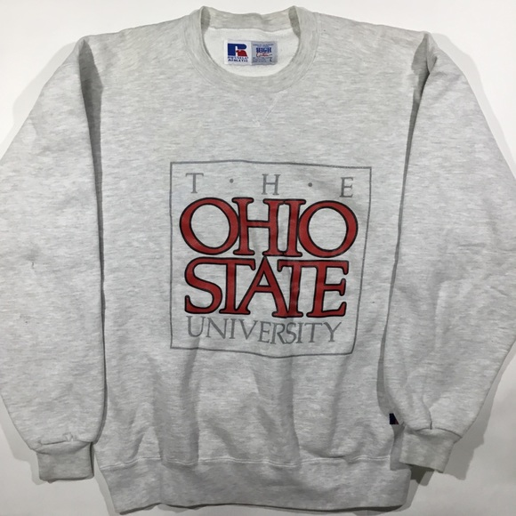 Russell Athletic Sweaters Vintage Russel Athletic Ohio State
